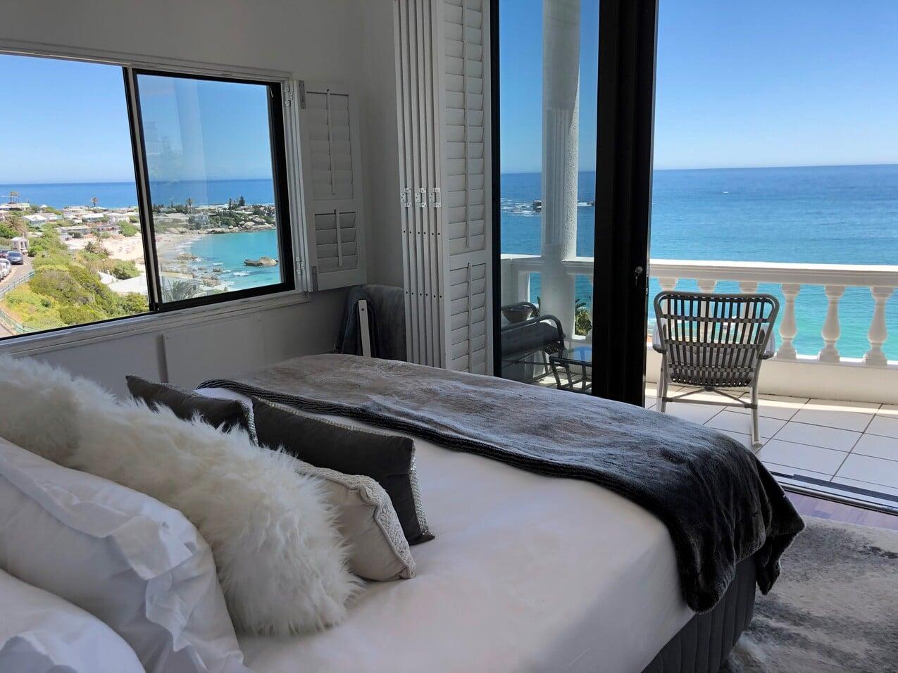 Clifton Beachfront Magic Bedroom1